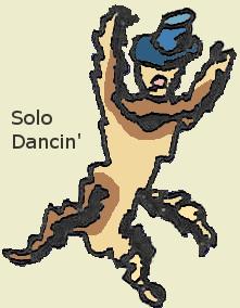 ferret solo dancin beige