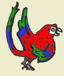 parrot complain